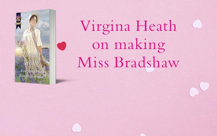 Making Miss Bradshaw