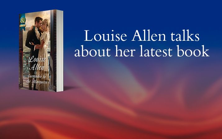 Louise Allen Talks About Her Latest Book