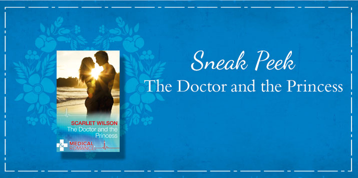 The Doctor and the Princess Excerpt