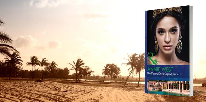 Author Interview: Annie West talks Desert Kings