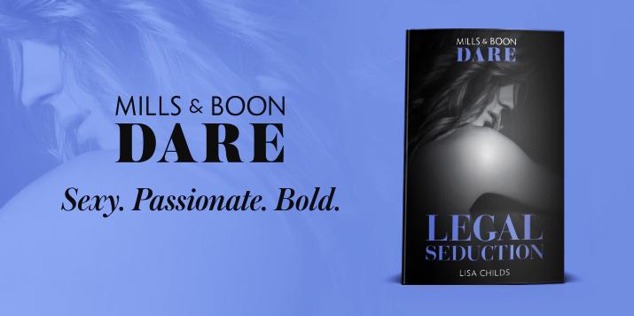 Meet Mills & Boon DARE author Lisa Childs