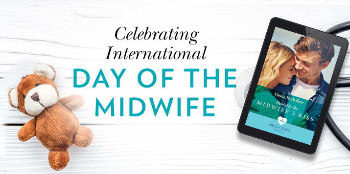 Celebrating International Midwives Day with Fiona McArthur
