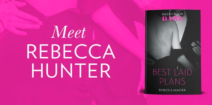 Meet Dare author Rebecca Hunter!