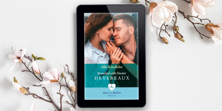 Exclusive Extract! Reunited with Doctor Devereaux by Allie Kincheloe