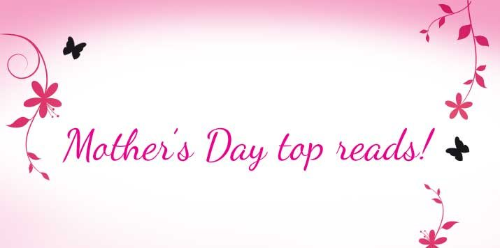 The perfect books for Mother's Day