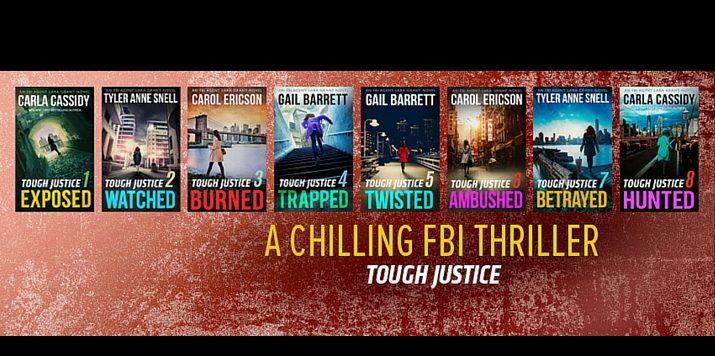 Follow the Tough Justice Blog Tour