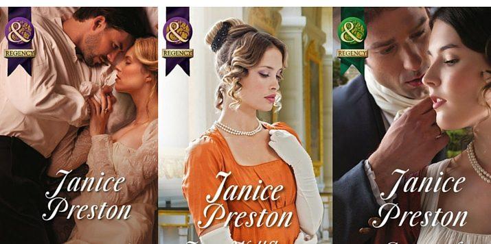 Meeting Janice Preston