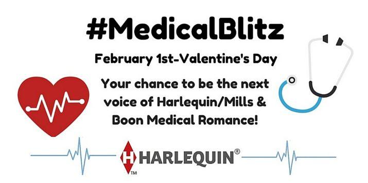 Write the Next Harlequin Medical Romance!