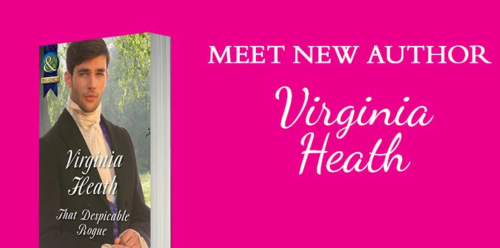 Catching up with debut author Virginia Heath