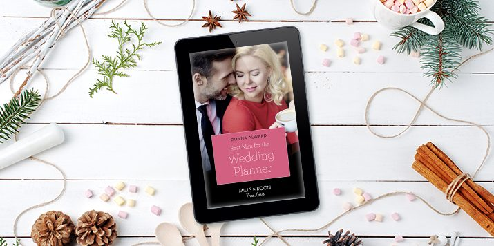 Best Man for the Wedding Planner: An Exclusive Extract!