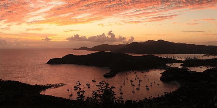 Finding love in Antigua