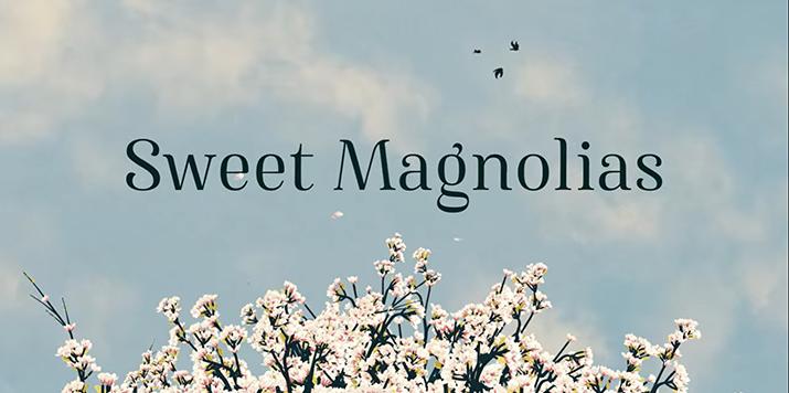 Sherryl Woods: Sweet Magnolias