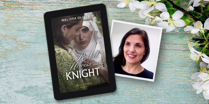 Melissa Oliver wins the Romantic Novelists' Association's Joan Hessayon Award for new writers