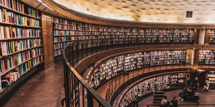 Celebrating National Libraries Week 2020!