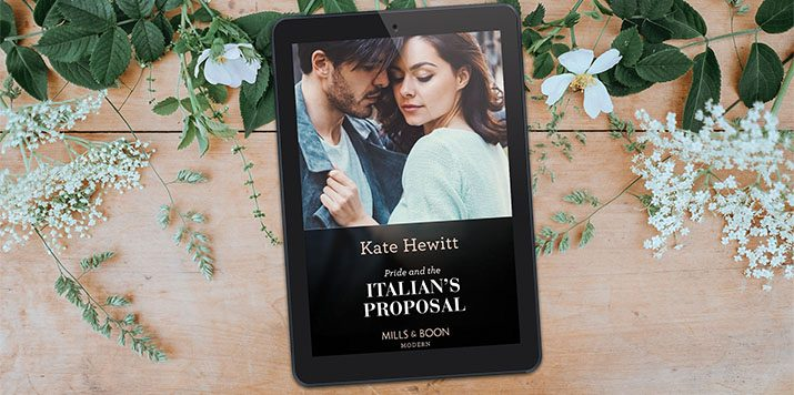 Kate Hewitt: Pride & The Italian's Proposal