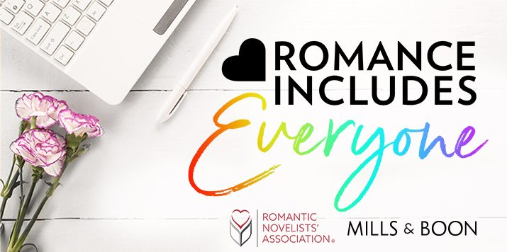 The Romance Includes Everyone pitch event is almost here!!