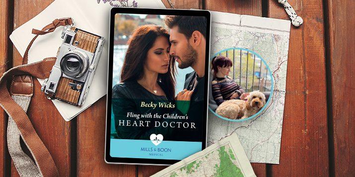 How Globe-Trotting Influenced Becky Wicks' Mills & Boon Medical Romances