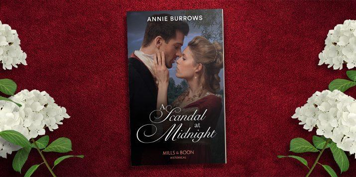 Annie Burrows on Regency Romances