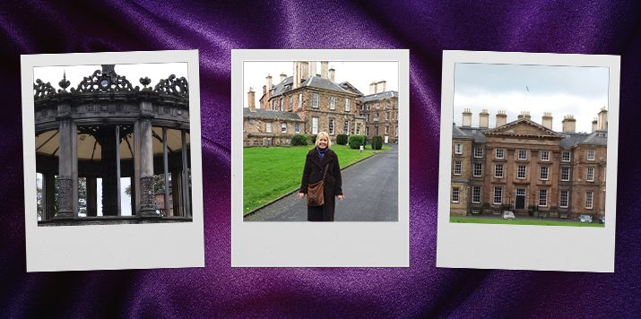 Dalkeith Palace: A Tale of Two Books by Marguerite Kaye