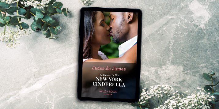 I Got the Call! Meet New Author Jadesola James