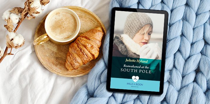 Juliette Hyland: Reawakened at the South Pole