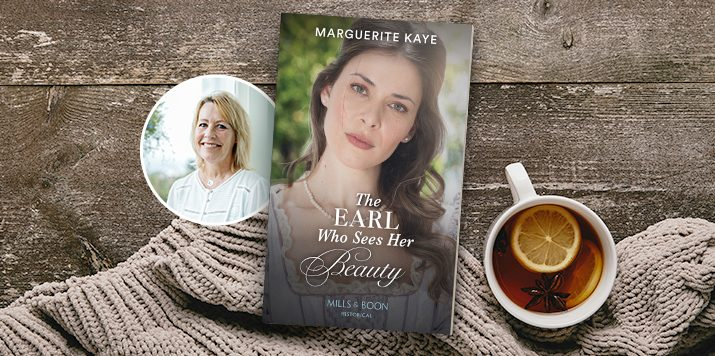 Marguerite Kaye: Beauty is in the Eyes of the Beholder